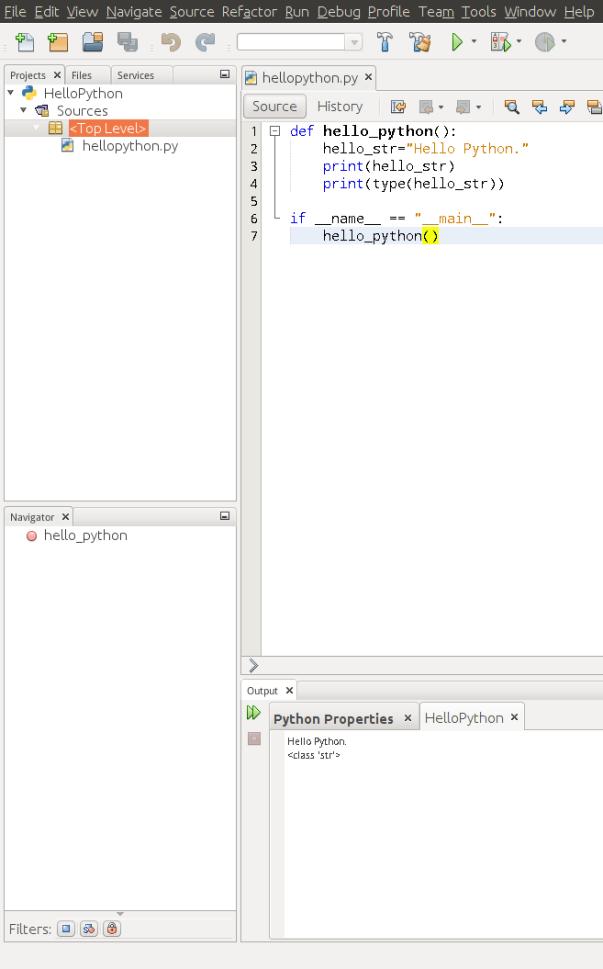 編輯並運行Python代碼